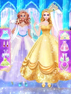 Princess dress up and makeover games 9
