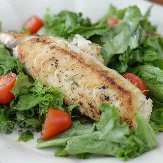 Garlic Rosemary Tilapia Recipes