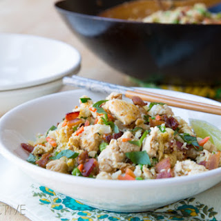 Chicken Cilantro Fried Rice Recipes