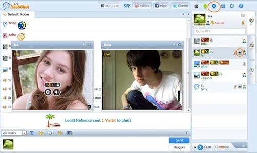 شات و دردشة مدينة النخيل screenshot 2