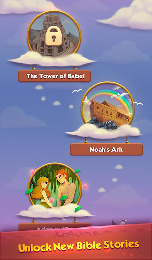 Bible Word Puzzle - Free Bible Story Game painmod.com screenshots 10