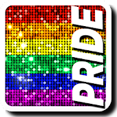 Gay Pride Bling Live Wallpaper