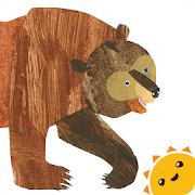 [FREE] Eric Carle's Brown Bear Animal Parade – iOS
