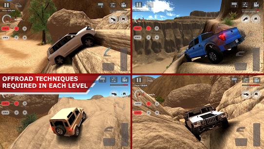OffRoad Drive Desert 1.0.6 MOD (Unlimited Money) 5