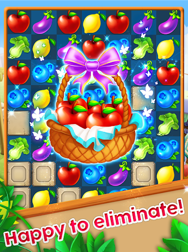 Fruits Drop Match 3 1.0 screenshots 4
