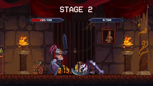 Fighting Room : Hardcore RPG  captures d'écran 2