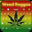 Weed Reggae Keyboard