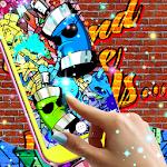 Graffiti live wallpaper Icon