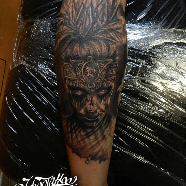 Jahoo Tattoo Janusz Całus Studio Tatuażu W świerklany