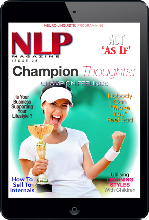 NLP Magazine App- screenshot