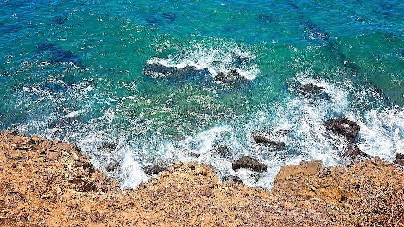Oceano ad Jandia Fuerteventura di Lisa_Chiarelli