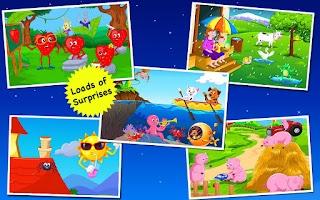 Screenshot of Nursery Rhymes For Kids