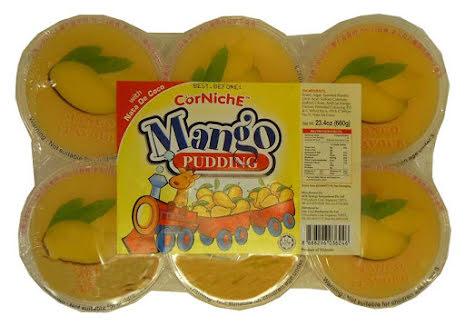 Mango Pudding 660g Corniche