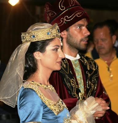 Il Principe e la principessa Costanza di D'ALESSIO