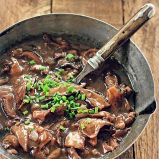 Shiitake Mushrooms Red Wine Recipes