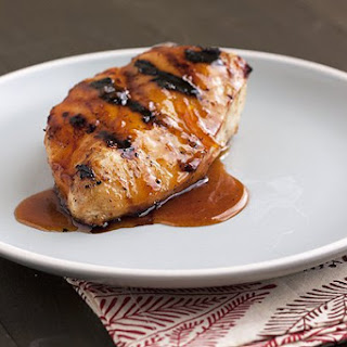 Brown Sugar & Citrus Grilled Chicken Breasts