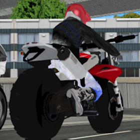 Motorbike Driving Simulator