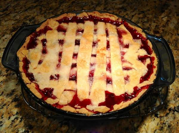 Fresh Cherry Dump Cobbler Recipe