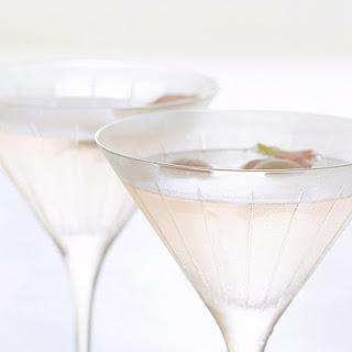 Rose Martinis