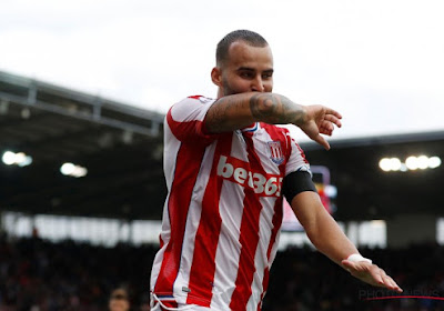 Jesé Rodriguez knalt Stoke City voorbij Arsenal