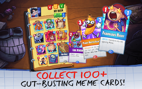 Troll Face Card Quest