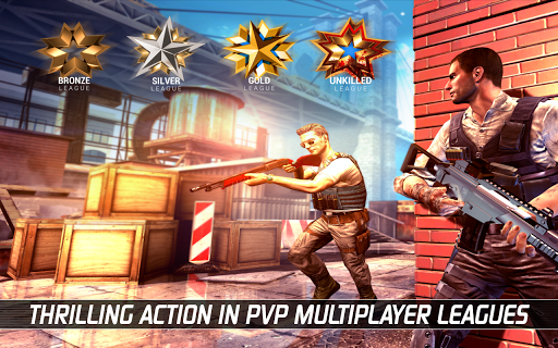 UNKILLED - Zombie Multiplayer Shooter  gameplay | by HackJr.Pw 9