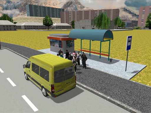 Minibus Simulator 2017 for PC
