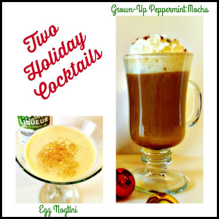 Two Holiday Cocktails