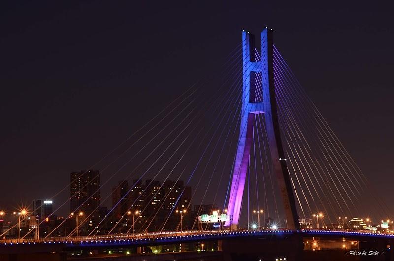 新北 三重 新北大橋 夜景 攝