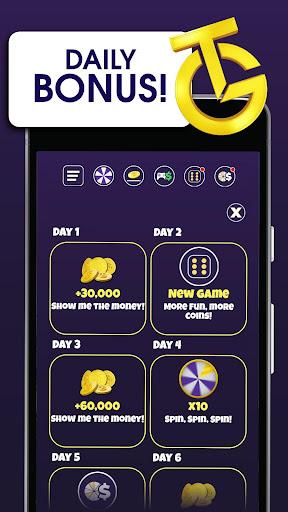 Golden Ticker android2mod screenshots 3