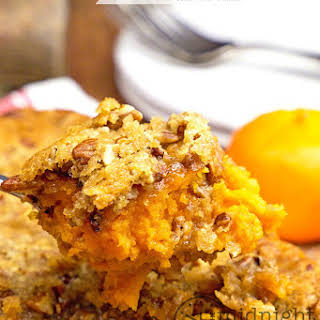 Sweet Potato Casserole Copycat Ruth's Chris.