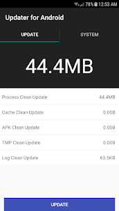 Updater for Android 2