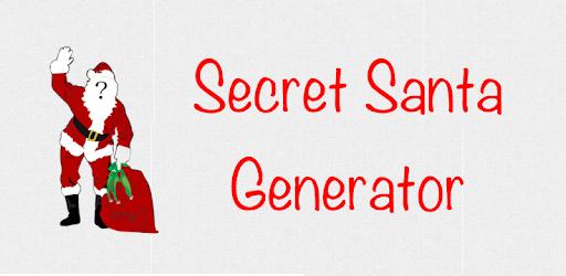 Secret Santa Generator Apps On Google Play