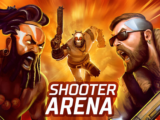 Shooter Arena  captures d'écran 1