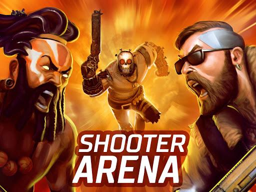 Shooter Arena  captures d'u00e9cran 1