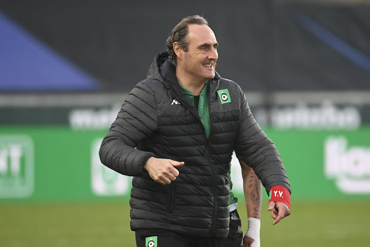 """Yves Vanderhaeghe fier : """"Je tiens à féliciter mon équipe"""""""