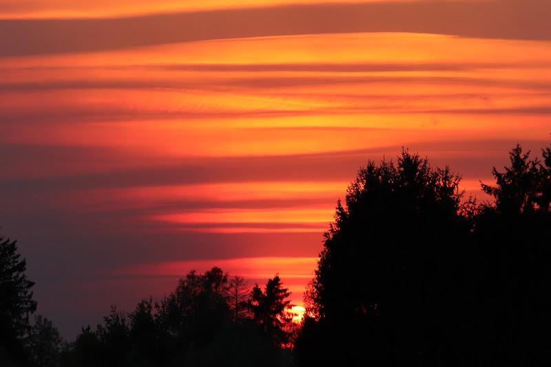 Sunset di MMs