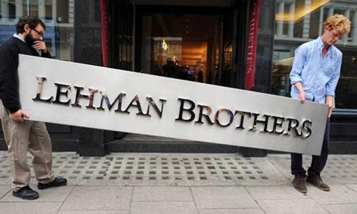 Банкротство Леман Бразерс