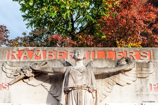 Monument aux morts enfants déportés de Rambervillers