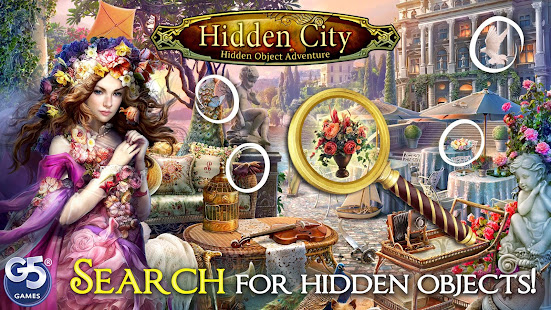 Game Hidden City: Hidden Object Adventure APK for Windows Phone