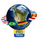 World Atlas Pro Trial icon