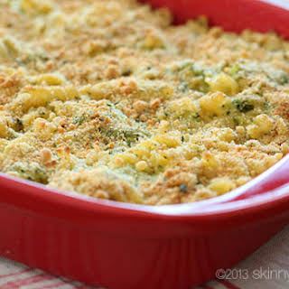Baked Macaroni And Cheese With Chicken Broth Recipes.