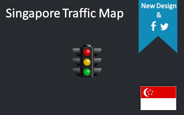 Traffic Map Singapore