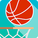 Basket Bounce - Magic Finger icon