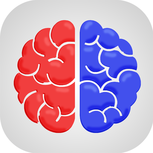 Left Brain vs Right: Brain Training Game