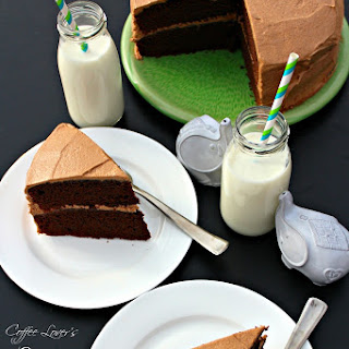 Coffee Lover's Chocolate Mocha Cake