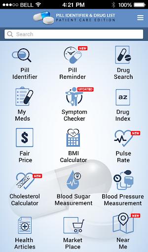 Pill Identifier and Drug list 4.2 screenshots 17