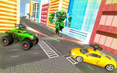 Download monster robot car transform: robot shooting war For PC Windows and Mac apk screenshot 13