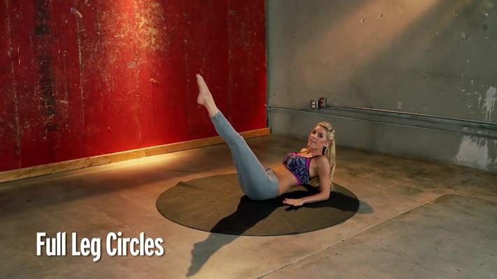 Pilates Workout Exercises - screenshot