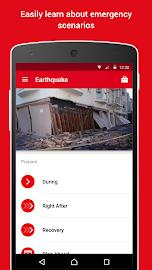 Earthquake -American Red Cross Screenshot 4